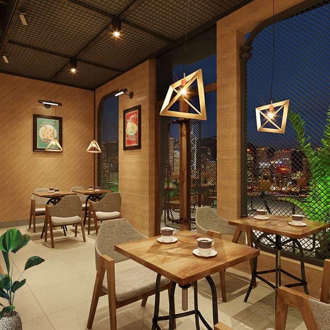 """南京""""Aurora""""欧罗拉咖啡西餐厅设计(江苏)"""